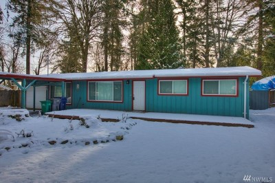 Auburn Single Family Home For Sale: 5621 S 305th St