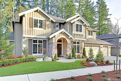 Sammamish Single Family Home For Sale: 3101 243rd Ave SE
