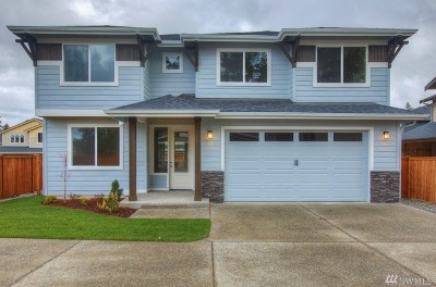 Puyallup Single Family Home For Sale: 5617 146th St Ct E