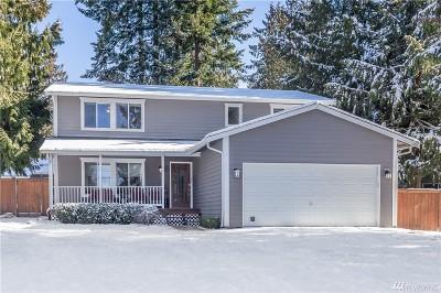 Bonney Lake Single Family Home For Sale: 5440 S Island Dr E