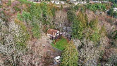 Gig Harbor Single Family Home For Sale: 8105 Warren Dr NW