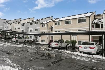 Tukwila Condo/Townhouse For Sale: 15210 Macadam Rd S #D-207