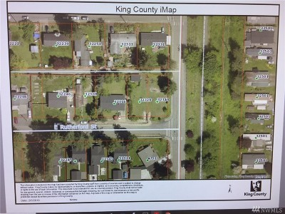 Carnation Residential Lots & Land For Sale: 32340 E Rutherford St