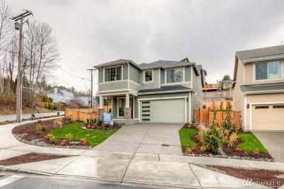 Renton Single Family Home For Sale: 3755 Monterey Ct NE