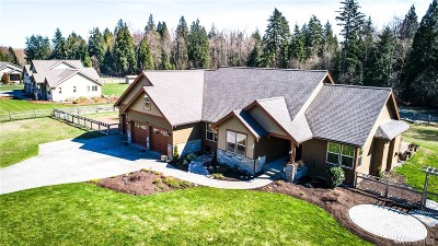 Whatcom County Single Family Home For Sale: 5161 Heronswood Dr