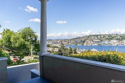 Seattle Multi Family Home For Sale: 1124 Lakeview Blvd E