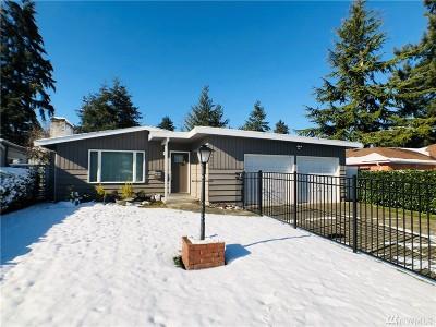 Tacoma Single Family Home For Sale: 4808 E L St