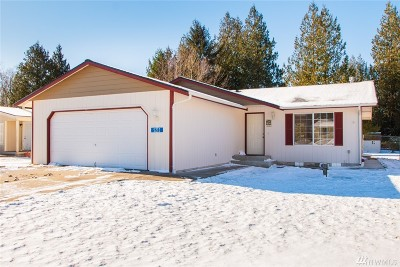 Skagit County Single Family Home Pending Inspection: 5212 Aerie Lane