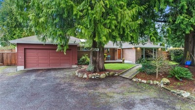 Edmonds Single Family Home For Sale: 18829 88th Ave W