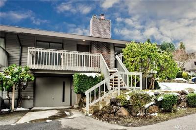Bellevue WA Single Family Home For Sale: $620,000