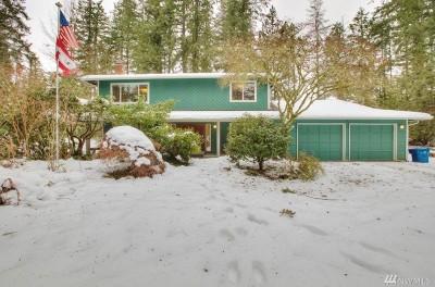 Black Diamond Single Family Home For Sale: 22410 SE Auburn - Black Diamond Rd