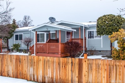 Blaine Single Family Home For Sale: 5620 W Shoreview