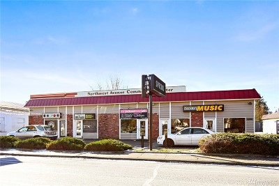 Bellingham Commercial For Sale: 3201 Northwest Ave