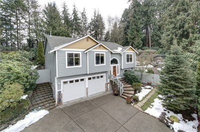 Puyallup Single Family Home For Sale: 2703 5th St SW