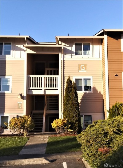 Woodinville Condo/Townhouse For Sale: 14112 NE 181st Place #G104
