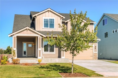 Puyallup Single Family Home For Sale: 11209 130th St Ct E #lot2