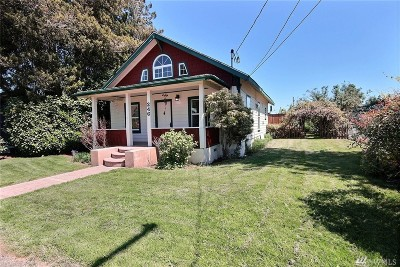 Buckley Single Family Home For Sale: 246 S Perkins St