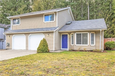 Poulsbo Single Family Home For Sale: 20645 Terasse Dr NW
