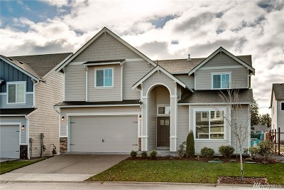 Puyallup Single Family Home For Sale: 11217 130th St Ct E #lot3