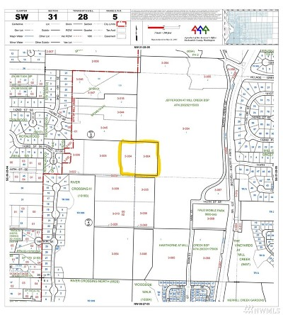 Mill Creek Residential Lots & Land For Sale: 14300 Bothell Everett Hwy