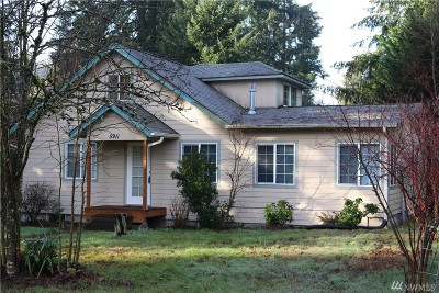 Single Family Home For Sale: 5911 Rich Rd SE