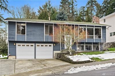 Kirkland Single Family Home For Sale: 12504 NE 134th Place