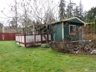 Spanaway Single Family Home For Sale: 6220 202nd St Ct E