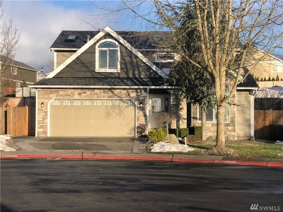 Puyallup Single Family Home For Sale: 9634 186th St Ct E
