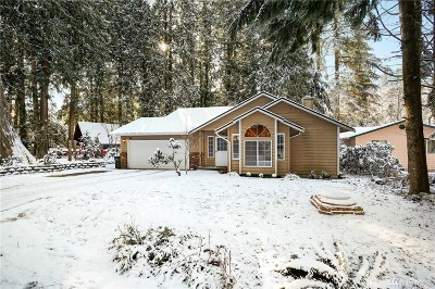 Whatcom County Single Family Home For Sale: 64 Honeycomb Lane