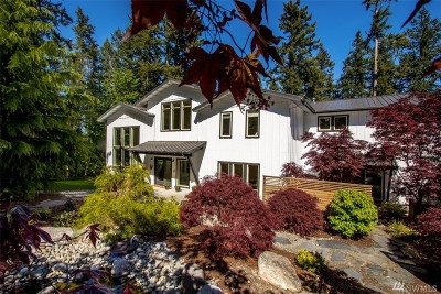 Bainbridge Island Single Family Home For Sale: 7080 Ridge Lane NE