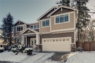 Puyallup Single Family Home For Sale: 2501 Chateau Dr