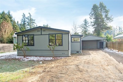 Gig Harbor Single Family Home For Sale: 14501 91st Ave NW