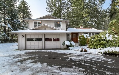 Tacoma Single Family Home For Sale: 1202 163rd St E