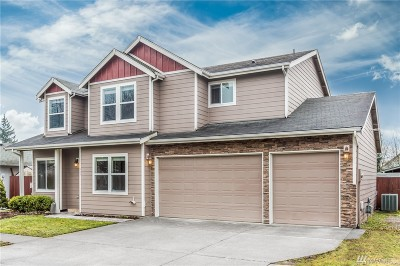 Thurston County Single Family Home For Sale: 807 Mountain Aire Lane NW