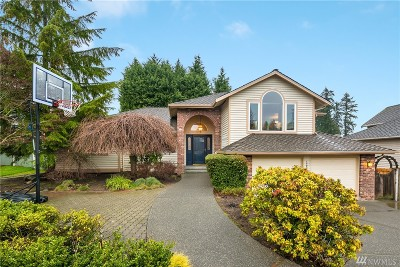 Woodinville Single Family Home For Sale: 12512 NE 163rd St