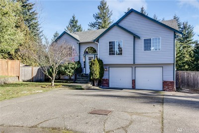 Bonney Lake Single Family Home For Sale: 20525 124th St Ct E