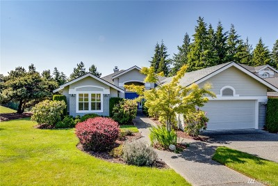 Port Ludlow Single Family Home For Sale: 13 Sea Vista Place