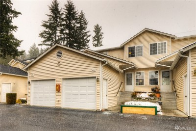 Puyallup WA Condo/Townhouse For Sale: $189,950
