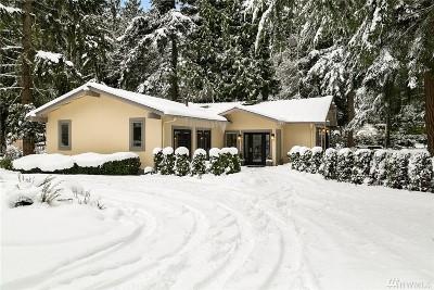 Kirkland Single Family Home For Sale: 12959 74th Ave NE