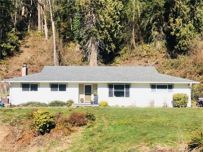 Enumclaw Single Family Home For Sale: 27610 SE Mud Mountain Rd