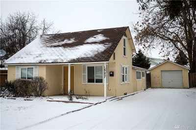 Chelan County Single Family Home For Sale: 527 Ross Ave