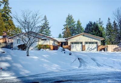 Everett Single Family Home For Sale: 12913 49th Dr SE