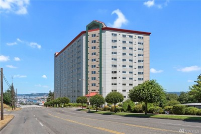 Tacoma Condo/Townhouse For Sale: 3201 Pacific Ave #1106