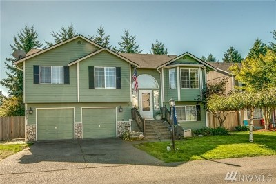 Puyallup Single Family Home For Sale: 7618 189th St Ct E