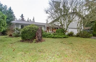 Bainbridge Island Single Family Home Pending Inspection: 391 Fir Acres Dr NW