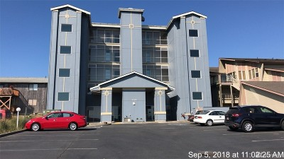 Grays Harbor County Condo/Townhouse For Sale: 1307 Ocean Shores Blvd SW #N21
