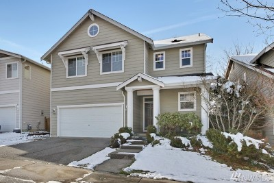 Maple Valley Single Family Home For Sale: 24613 232nd Place SE