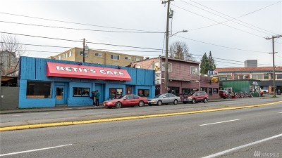 Seattle Residential Lots & Land For Sale: 7307 Aurora Ave N