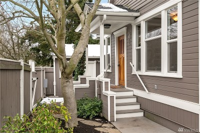 Seattle Single Family Home For Sale: 324 27th Ave E