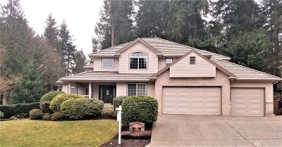 Puyallup Single Family Home For Sale: 7504 87th St E